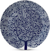 Royal Doulton Dinnerware, Fable Round Platter Blue Tree