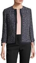 Oscar de la Renta Women's Tweed Blazer