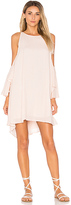 Indah Marcella Dress in Blush