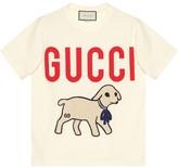 Gucci lamb T-shirt