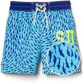 Gap Surf shark swim trunks