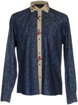 Jey Cole Man Denim shirts - Item 42604423