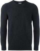 Drumohr classic crew neck sweater - men - Lambs Wool - 48