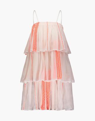 Madewell lemlem Jemari Short Tier Dress