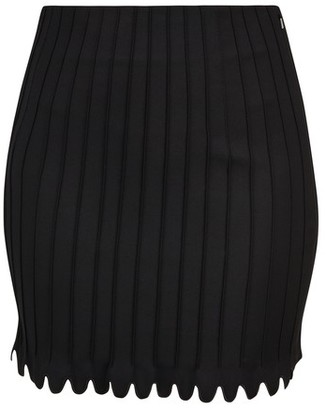 Coperni Pintuck skirt