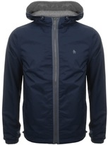 Original Penguin Reversible Shell Jacket Navy