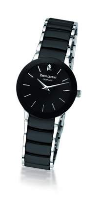 Pierre Lannier Womens Analogue Quartz Watch with Ceramic Strap 006K938