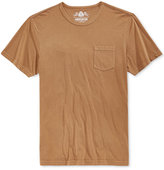 American Rag Men's Garment-Dye Pocket T-Shirt, Only at Macy's