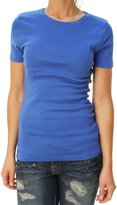J.Crew J. Crew Women's Short Sleeve Crew Neck Basic T-Shirt -S