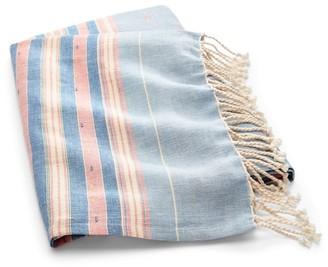 Ralph Lauren Hithers Throw Blanket