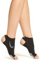 Nike Women's Elite Studio Stability Training Grip Socks