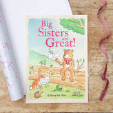 Jonny's Sister Personalised Big Sisters Are Great Book