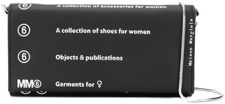 MM6 MAISON MARGIELA A Colletion wallet