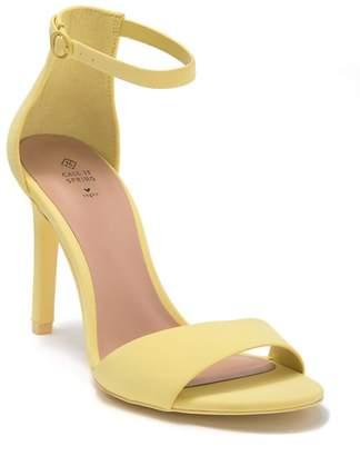 Call it SPRING Dellmar Ankle Strap Sandal