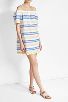 Lemlem Embroidered Cotton Dress
