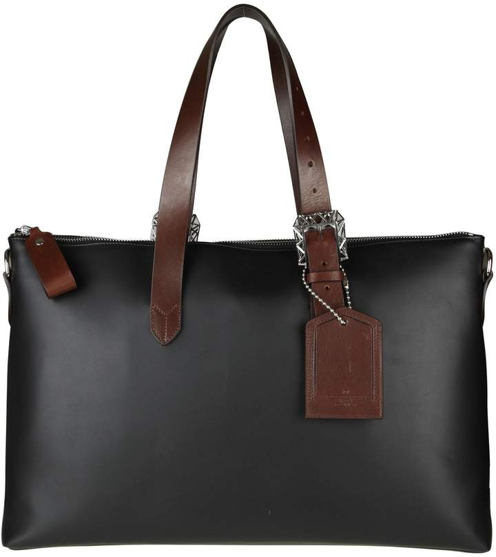 Golden Goose the Darcy Bag In Black Leather