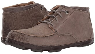 OluKai Hamakua (Dark Wood/Toffee) Men's Shoes