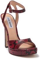 Steve Madden Luv Ankle Strap Stiletto Sandal