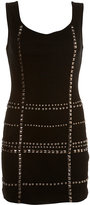 Black Studded Dress by Rare**