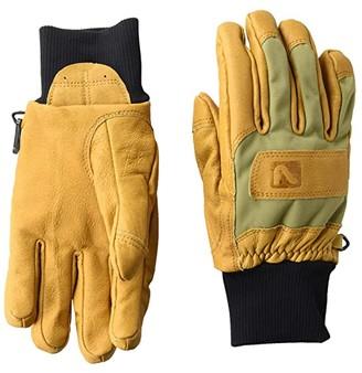 Flylow Magarac Gloves (Natural/Malt) Over-Mits Gloves