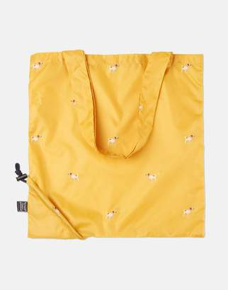 Joules Pacabag Packable Shopper Bag