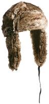 ASOS Trapper Hat in Faux Fur
