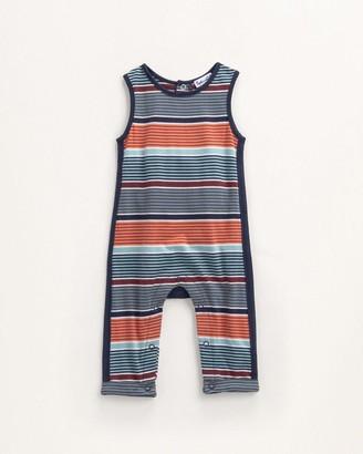 Splendid Baby Boy Stripe Onesie