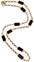 KARA BY KARA ROSS - Vintage style chain necklace