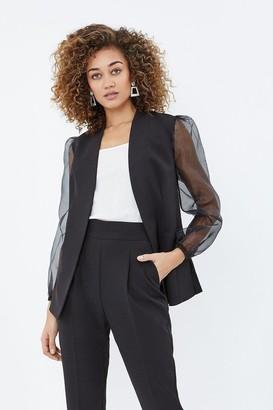 Coast Organza Sleeve Jacket