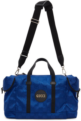 Gucci Blue Off The Grid Duffle Bag