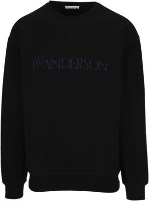 J.W.Anderson Logo Embroidered Sweatshirt