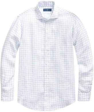 Polo Ralph Lauren Classic-Fit Linen Shirt