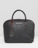 Armani Jeans Structured Tote Bag