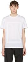 Calvin Klein Collection White Pelzman T-shirt