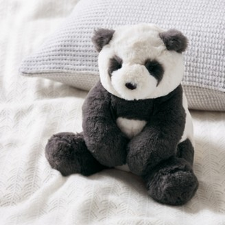 The White Company Jellycat Panda Cub Medium Toy, White/Black, One Size