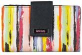 Kenneth Cole Wallet Multicolor Fleck
