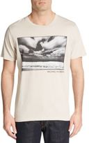Junk Food Clothing Clouds Graphic Tee