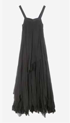 Mes Demoiselles Valentine Dress - black | cotton | 34 (XS) - Black/Black