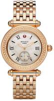 Michele Women's MWW16A000044 Caber Diamond Bezel Watch
