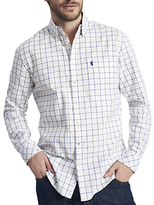 Joules Wilby Long Sleeve Check Shirt, Chalk