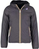 Kway Jaques Down Jacket Grey Magnet/black