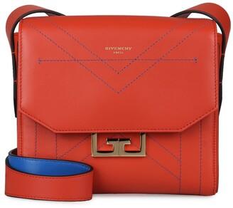 Givenchy Eden Leather Messenger Bag