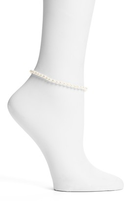 Wolf Circus Sofia Pearl Anklet