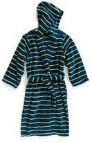 Kid's Tucker + Tate Hooded Plush Robe