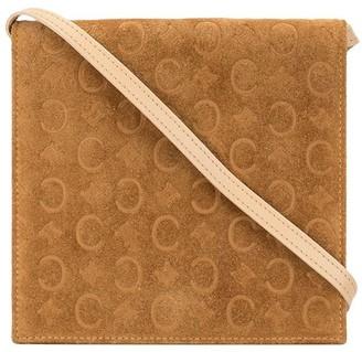 Céline Pre Owned pre-owned C macadam pattern shoulder bag