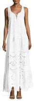 Calypso St. Barth Nelcira Lace Maxi Dress