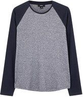 Vince Two-tone Cotton Top