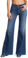 AG Jeans Lana Wide Bell Bottom Jeans