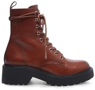 Steve Madden Tornado Brown Leather