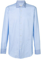Etro pinstripe shirt - men - Cotton - 39